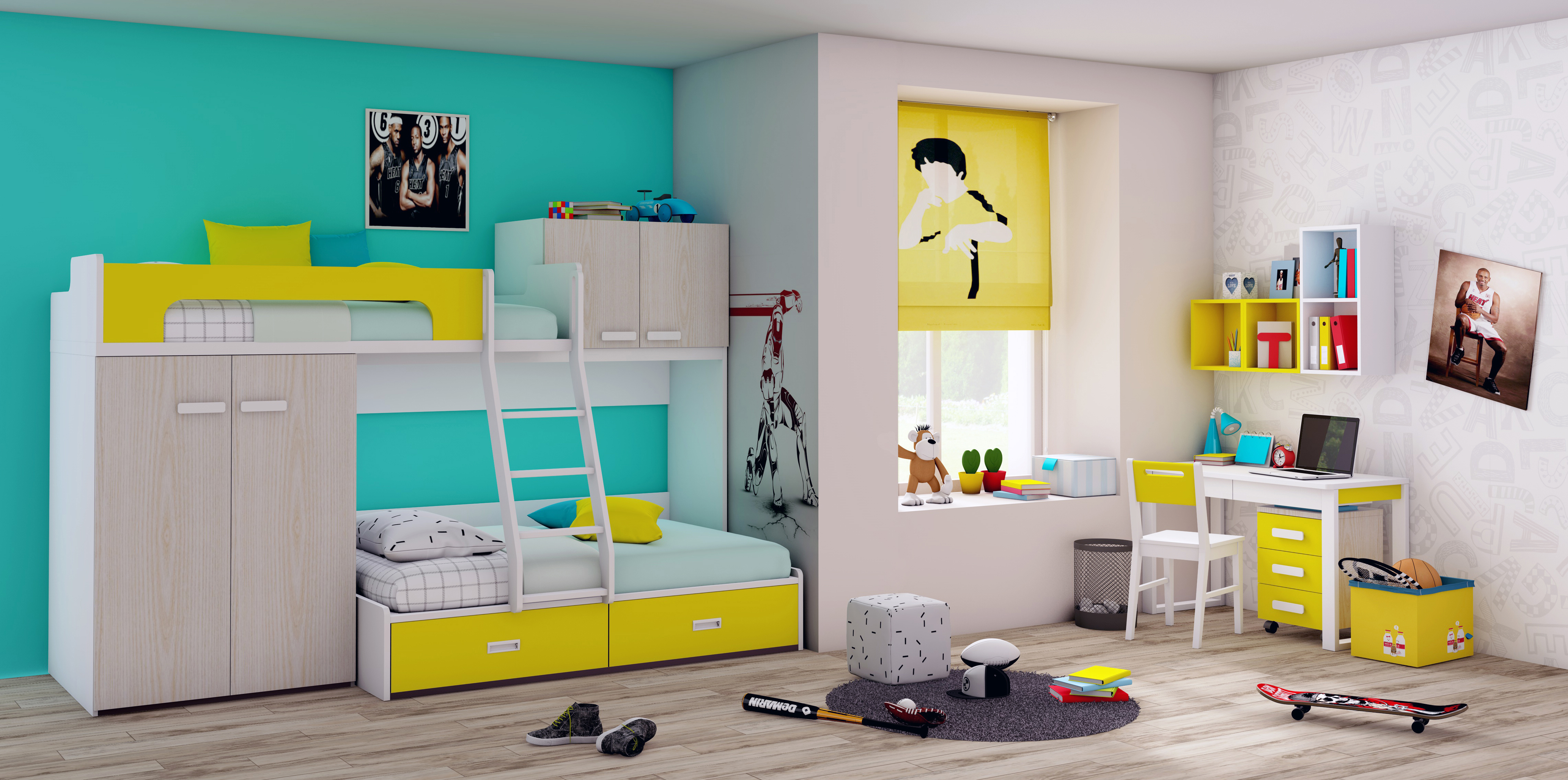 A List Of Fresh Designs For Kids Study Table