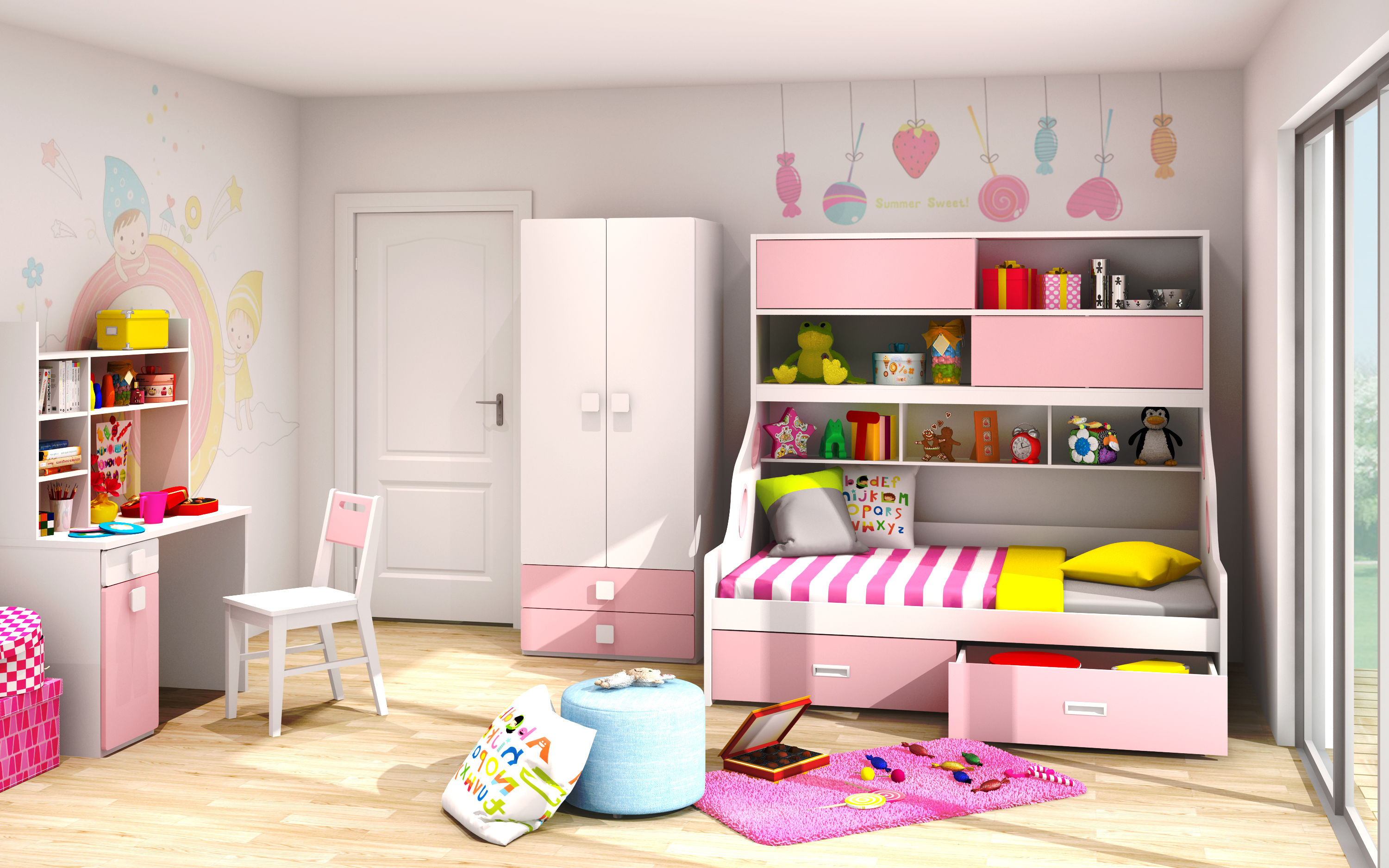 Charmant Necessary Furniture For Your Kids