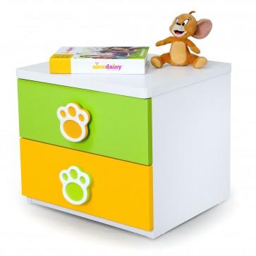 Panda - Bedside Table Design | Tall Bedside Tables  | Adjustable Bedside Table