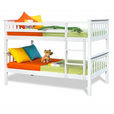 Winston - Kids Bunk Bed | Bunk Bed with Slide | Bunk Beds | Princess bunk bed | Loft Bunk beds