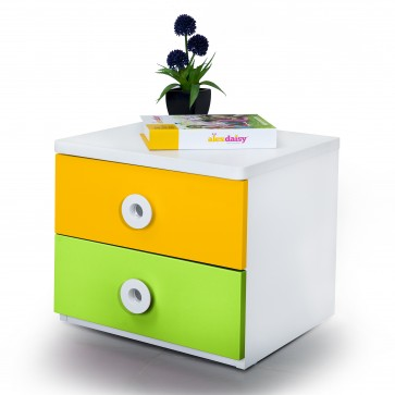 Prism - Bedside Table Design | Tall Bedside Tables  | Adjustable Bedside Table