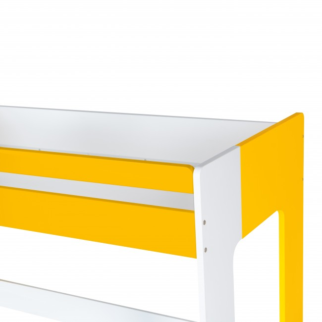 Manhattan - Bunk Bed - Yellow/White/Green3
