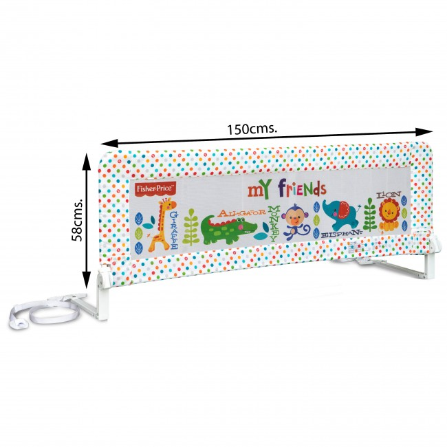 Fisher Price - Bed Rail Guard9