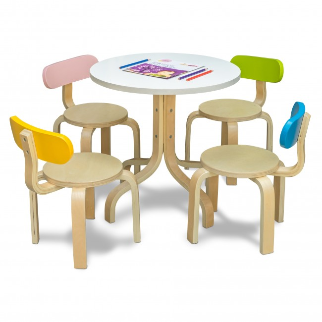 tods activity table chairs 5 pcs set