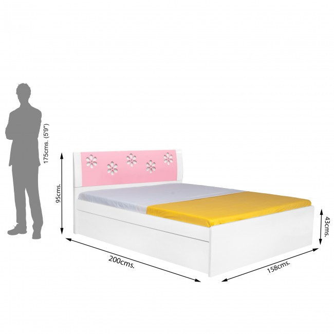Zest - Queen Size Bed6