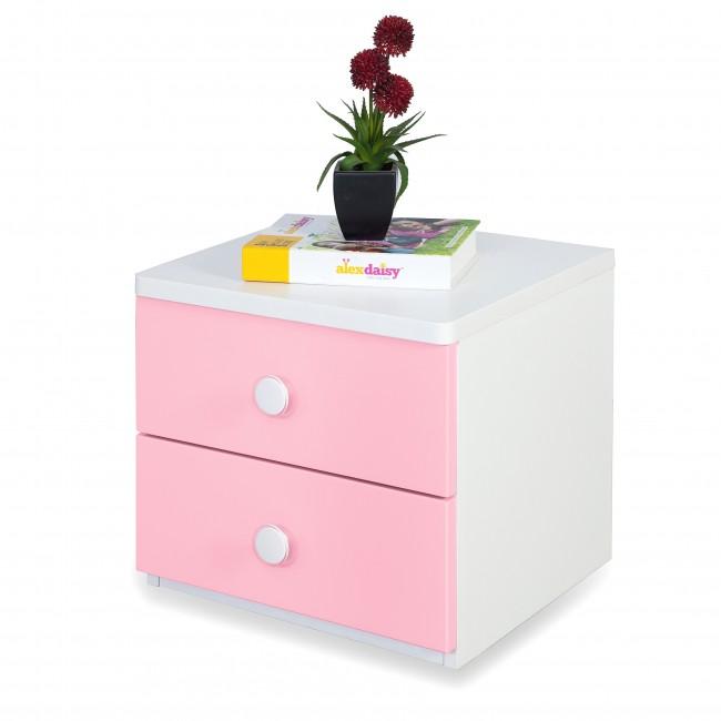 Zest - Bedside Table Design   Tall Bedside Tables   Adjustable Bedside Table
