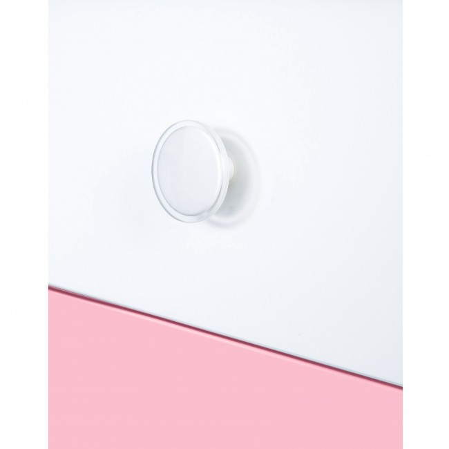 Victoria - Chest of Drawer - Pink3