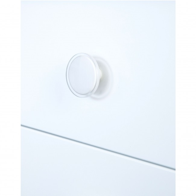 Victoria - Chest of Drawer - White3
