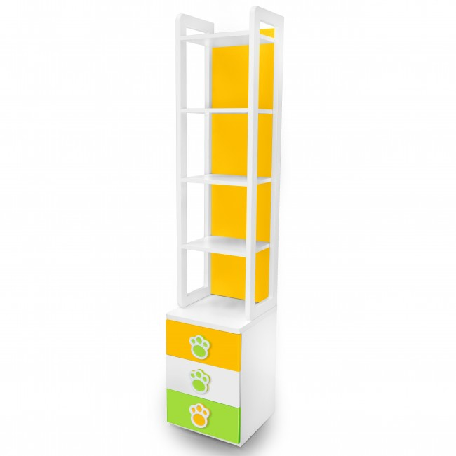 Panda - VERTICAL BOOKCASE | BOOKCASE | BOOKCASE furniture