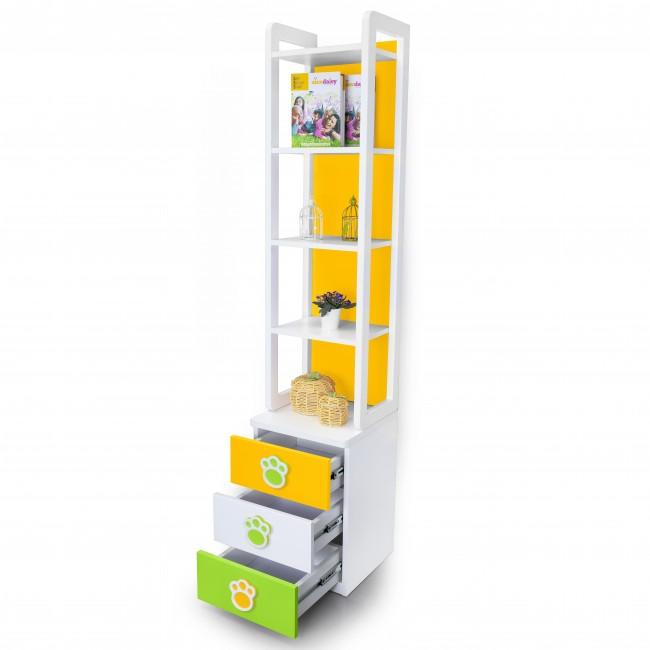 Panda - Bookcase2