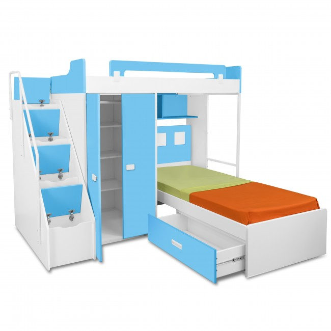 Boston - Twin Bunk Bed2