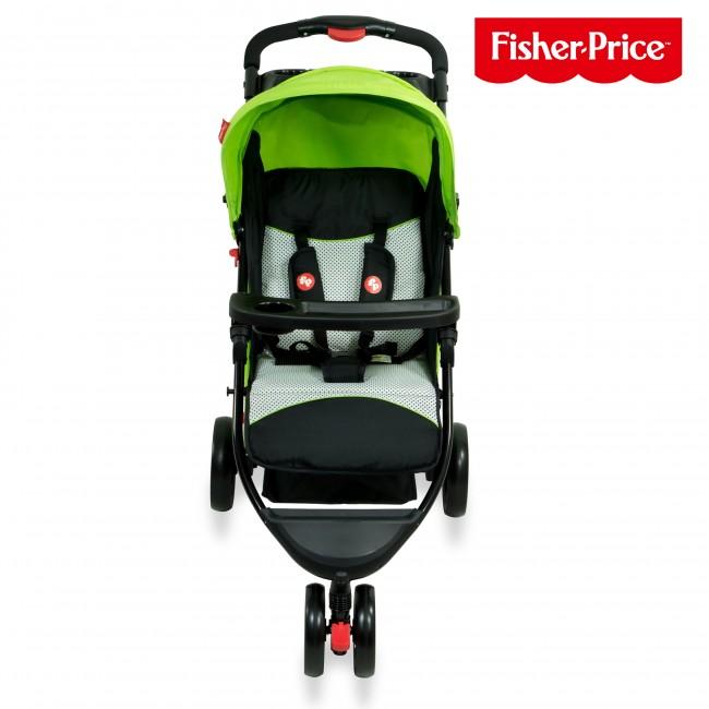 Fisher Price - Rover Stroller Cum Pram4