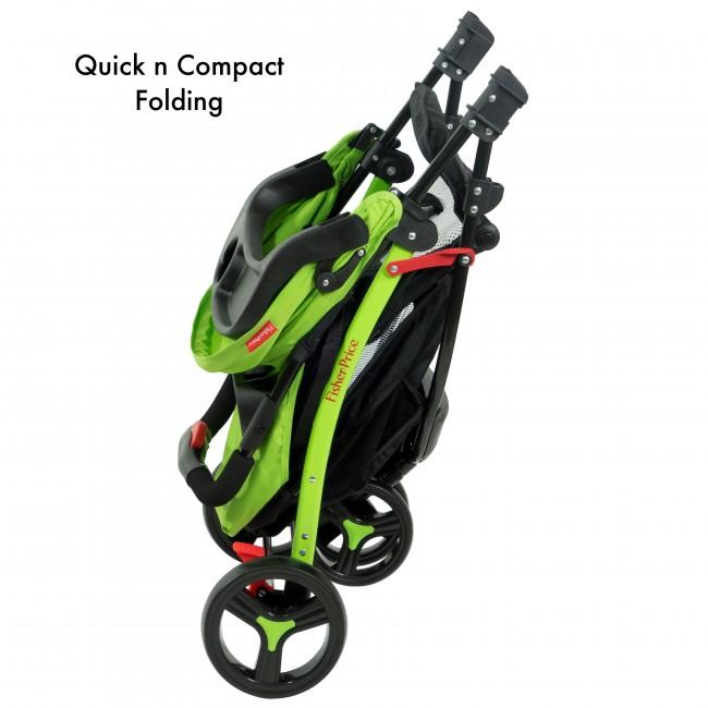 Fisher Price - Rover Stroller Cum Pram6
