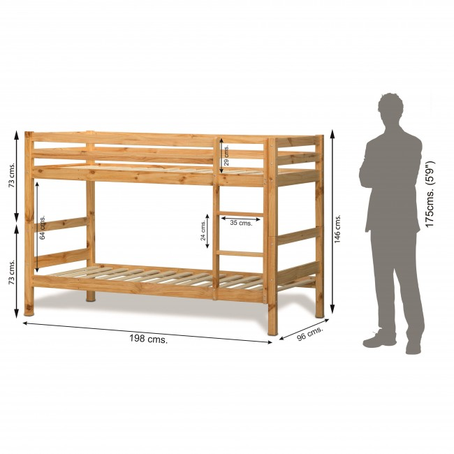 Oslo Bunk Bed4