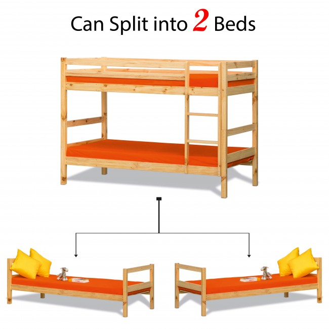 Oslo Premium Bunk Bed 2