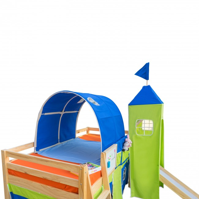 Castle Loft Bed2