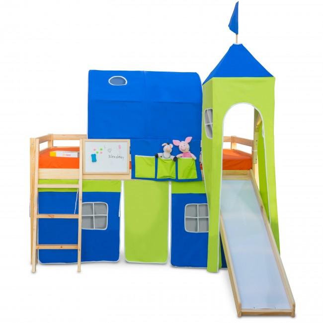 Castle Loft Bed4