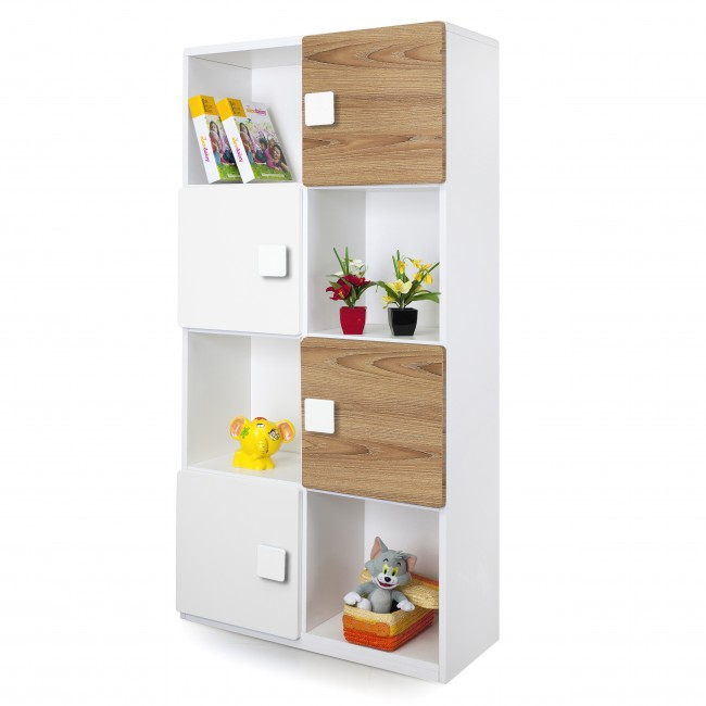 Four Layer - VERTICAL BOOKCASE | BOOKCASE | BOOKCASE furniture