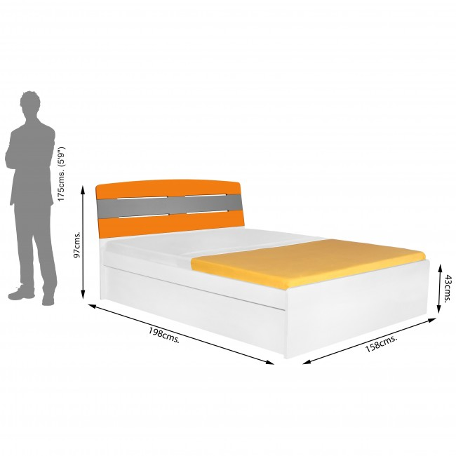 Solo - Queen Size Bed6