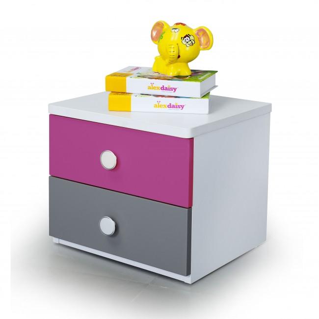 Solo - Bedside Table Design | Tall Bedside Tables  | Adjustable Bedside Table