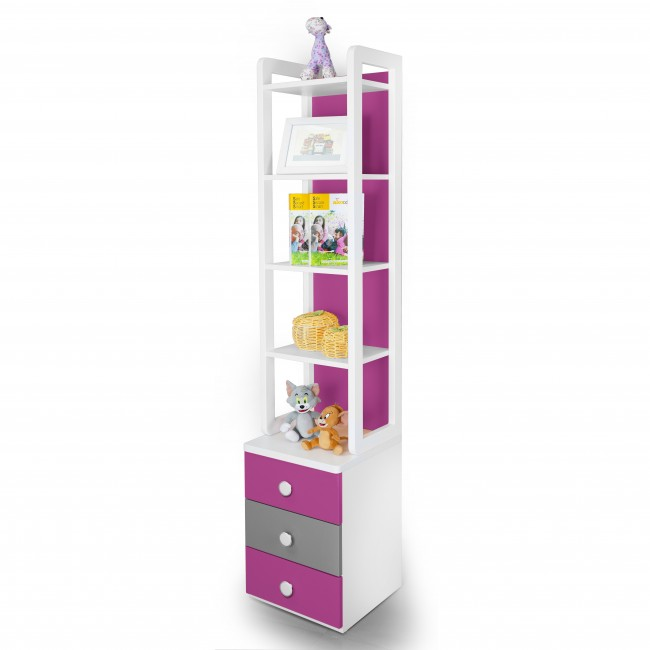 Solo - VERTICAL BOOKCASE | BOOKCASE | BOOKCASE furniture