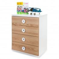 Country - Bedside Table Design | Tall Bedside Tables  | Adjustable Bedside Table