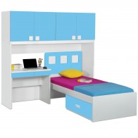 Orlando Bed with Study