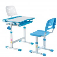 Pluto Height Adjustable Table and Chair Set