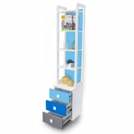 Young America - VERTICAL BOOKCASE | BOOKCASE | BOOKCASE furniture