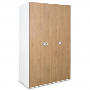 Country - three door wardrobe