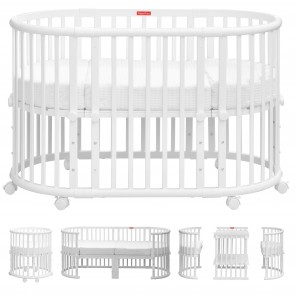 Fisher Price - Florence Multifunction Baby Crib and Bed