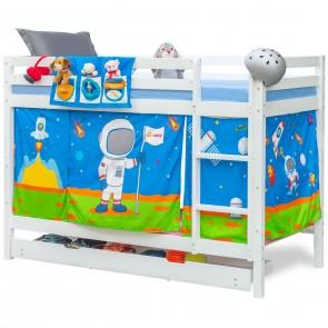 Alex Daisy Oslo Premium Bunk Bed - Astronaut