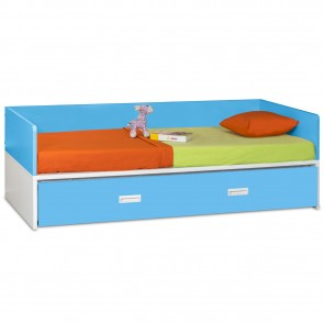Orlando Bed with Trundle Bed 0.9m