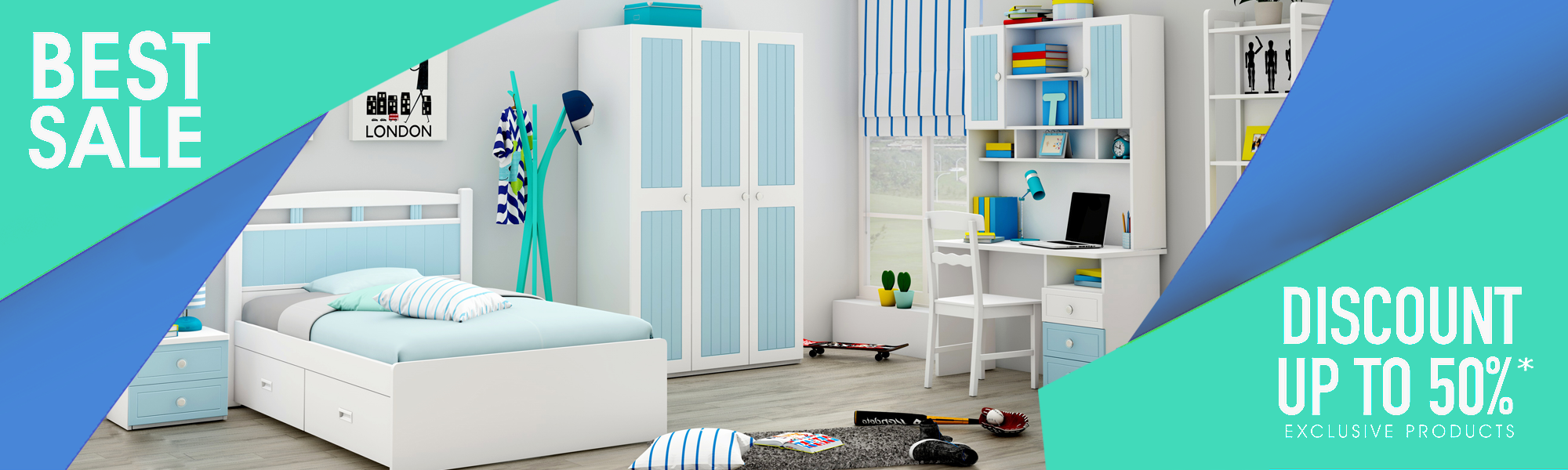 0cb3829fb Kids Furniture Online Store in India